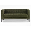 Roxbury Chenille Tufted Loveseat