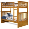 Columbia Twin Over Twin Bunk Bed