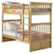 Columbia Twin Over Twin Bunk Bed - ATL-AB5510