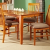 Shaker 54 x 54 Dining Table w/ Butterfly Leaf Extension