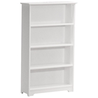 Windsor 4-Tier Bookcase