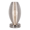 Lenox Table Lamp - Aluminum, Stainless Steel