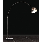 Bennett Floor Lamp - Chrome, Metal