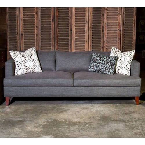 Ashley Contemporary Sofa - Tapered Feet, Tolucca Fabric