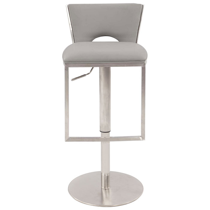 Phanes Low Back Adjustable Height Stool