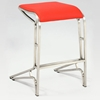 "Thalassa 25.5"" Backless Contemporary Counter Stool"