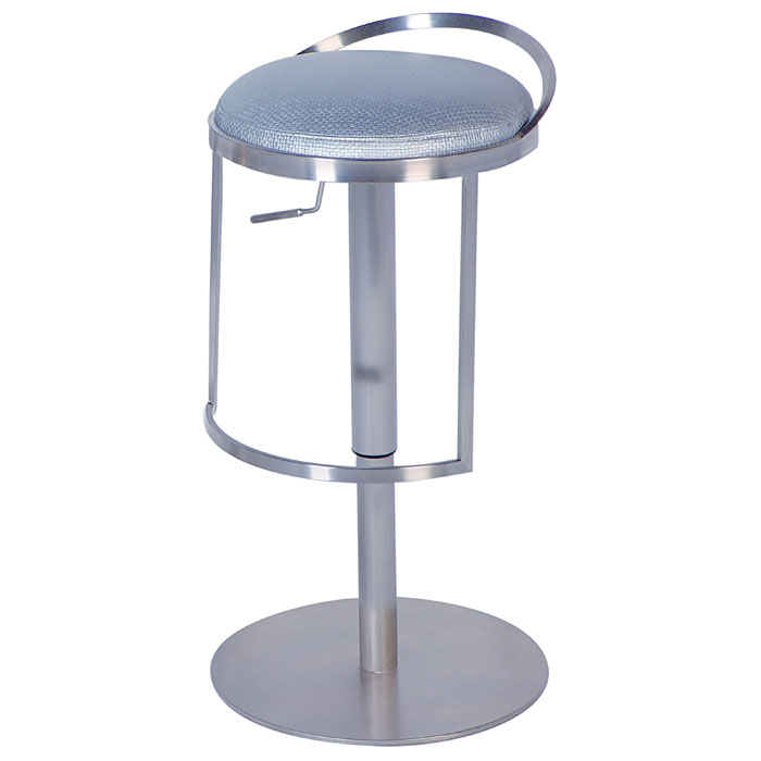 Lance Adjustable Height Swivel Stool