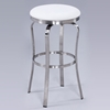 Imelda Bar Stool with Round Seat