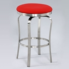 Imelda Backless Style Counter Height Stool