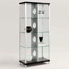 Hedone Glass Display Curio