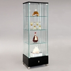 Minerva Glass Display Case