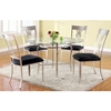 Angelina Dining Set with Round Table