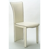 Deborah Beige Fan Back Side Chair