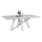Katie Rectangular Dining Table - Gray - CI-KATIE-DT
