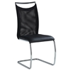 Nadine Side Chair - Black (Set of 2)