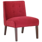 Madera Berry Lounge Chair