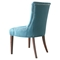 Madelyn Chair - Ocean, Button Tufted - CP-200-03