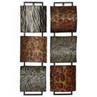 Jungle 2-Piece Metal Panel Wall Art