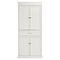 Parsons Pantry - Adjustable Shelves, White - CROS-CF3100-WH