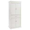 Parsons Pantry - Adjustable Shelves, White