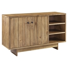 Roots Sideboard - Adjustable Shelving, Natural