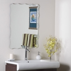 Modern Frameless Wall Mirror - SSM1058