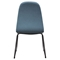 Finn Dining Chair - Denim Blue Fabric (Set of 2) - DS-FINNDCBU2PK