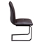 Dining Chair - Chocolate (Set of 2) - DS-LU134DCCH