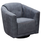 Murphy Accent Chair - Swivel, Gray