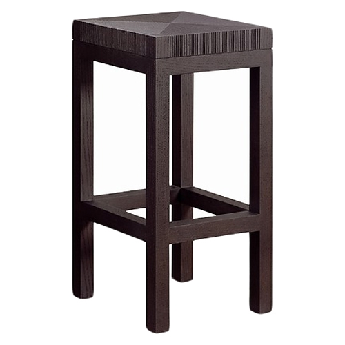 Dark Walnut Accessory or Plant Stand