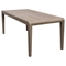 Wind Rectangular Dining Table - Ash - DS-WINDDT