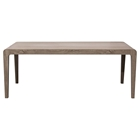 Wind Rectangular Dining Table - Ash