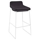 Garner Backless Bar Stool - Black
