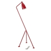 Askance Floor Lamp - Red