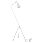 Askance Floor Lamp - White