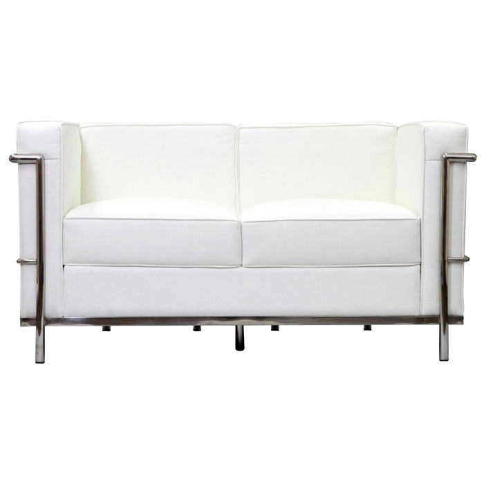 LC2 Petit Confort 51'' Loveseat