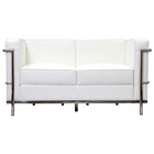 LC2 Petit Confort 51 Loveseat