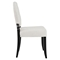 Button Tufted Dining Side Chair - Beige - EEI-1381-BEI