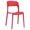Hop Dining Side Chair - Red
