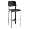Cabin Armless Bar Stool - Black