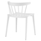 Spindle Dining Side Chair - EEI-1494