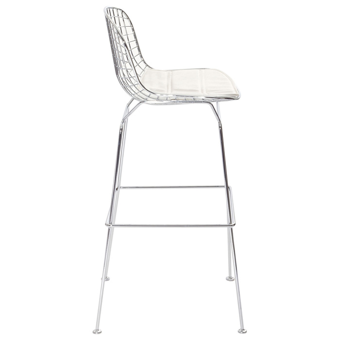 "Bertoia 29.5"" Wire Chair Bar Stool - EEI-162"