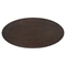 Event Oval Wood Dining Table - Walnut - EEI-1629-WAL