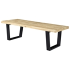 Nelson Bench / Platform Bench - Natural