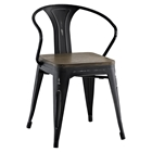 Promenade Dining Chair - Wood Seat
