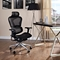 Lift Mesh Ergonomic Executive Chair - Black, Headrest - EEI-234-BLK