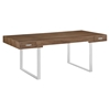 Tinker Rectangular Office Desk - Walnut