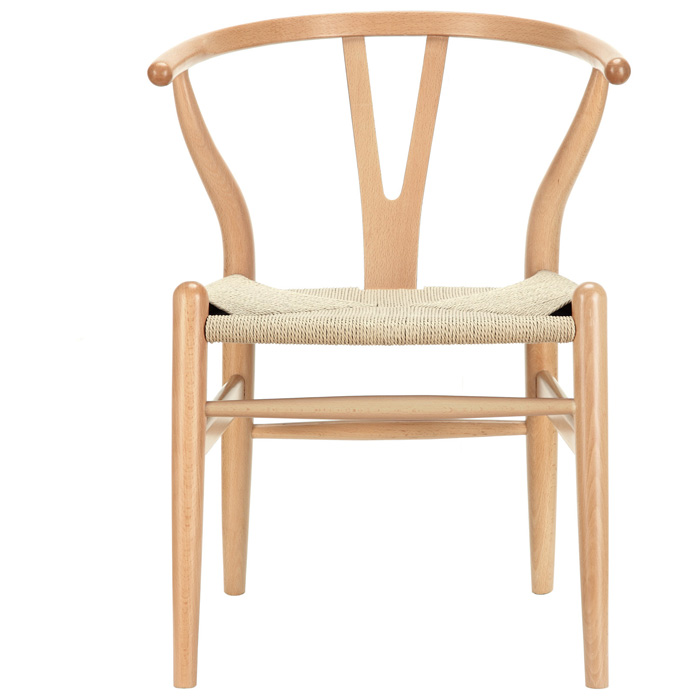 Amish Wishbone ''Y'' Chair
