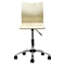 Plywood Natural Swivel Office Chair - EEI-575-NAT