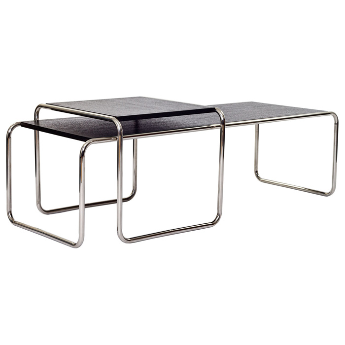 Breuer Long and Short Table Set
